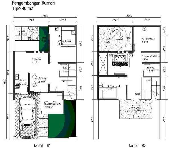 Image Result For Renovasi Rumah Kecil Lantai